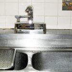 M様邸トイレ、洗面台、台所水栓とりかえ